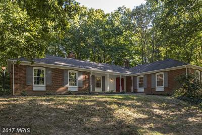 Fredericksburg Single Family Home For Sale: 1011 Hillcrest Terrace