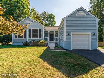 Stafford Single Family Home For Sale: 122 Coal Landing Road