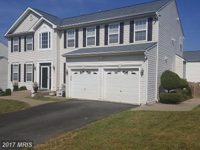 Stafford Single Family Home For Sale: 7 Masters Drive