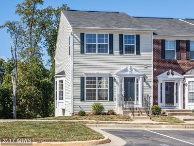 Stafford Townhouse For Sale: 131 Arla Court