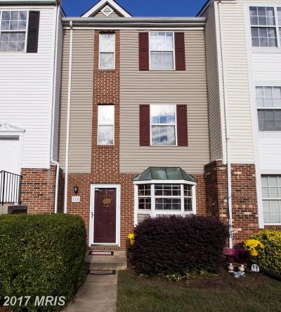 Stafford Townhouse For Sale: 116 Westminster Lane