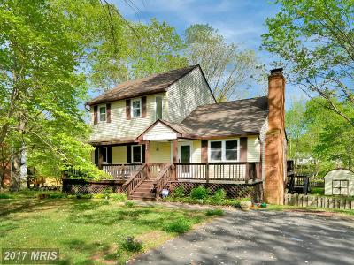 Stafford Single Family Home For Sale: 160 Choptank Road