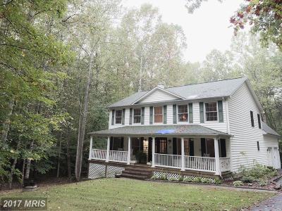 Fredericksburg Single Family Home For Sale: 21 Plume Court