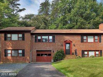 Stafford Single Family Home For Sale: 5 Serene Court