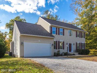 Stafford Single Family Home For Sale: 41 Maplewood Drive