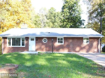 Fredericksburg Single Family Home For Sale: 102 Clark Patton Road