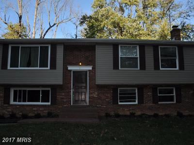 Stafford Single Family Home For Sale: 1 Marla Court