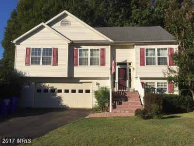 Stafford Single Family Home For Sale: 3 Cory Court