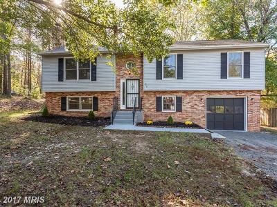 Stafford Single Family Home For Sale: 258 Whitsons Run