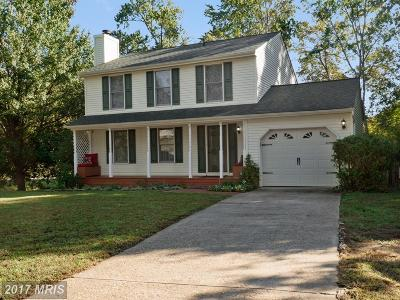 Stafford Single Family Home For Sale: 61 Buck Road
