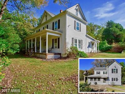 Stafford Single Family Home For Sale: 151 Andrew Chapel Road