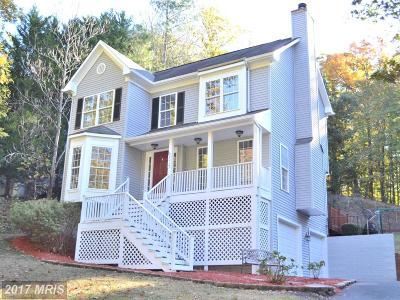 Aquia Harbour Single Family Home For Sale: 2019 Farragut Drive