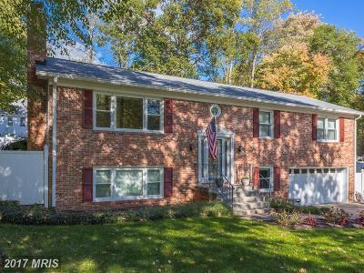 Aquia Harbour Single Family Home For Sale: 1116 Richmond Drive
