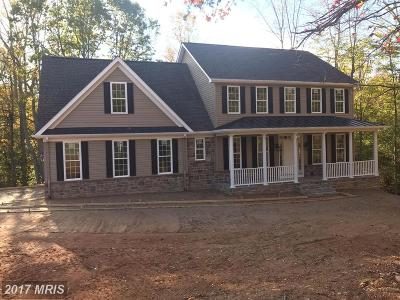 Fredericksburg Single Family Home For Sale: 175 River Acres Lane