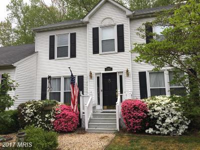 Aquia Harbour Single Family Home For Sale: 2252 Aquia Drive