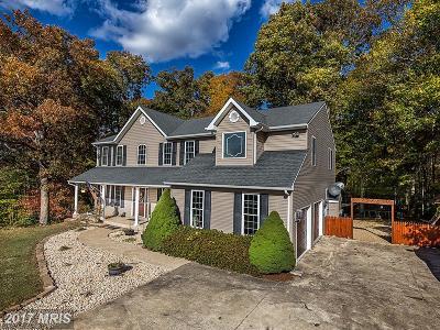 Fredericksburg Single Family Home For Sale: 2830 Warrenton Road