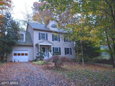 Fredericksburg Single Family Home For Sale: 51 Cornwallis Drive