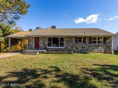 Fredericksburg Single Family Home For Sale: 704 Jett Street