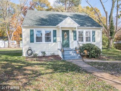 Stafford Single Family Home For Sale: 20 Randolph Road