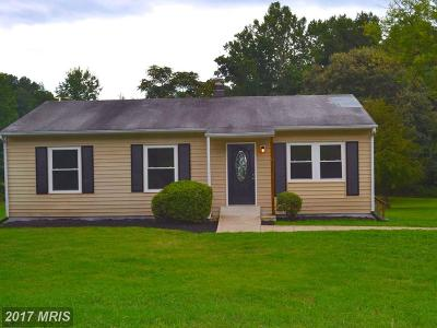 Stafford Single Family Home For Sale: 2092 Courthouse Road