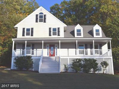 Fredericksburg Single Family Home For Sale: 3 South Pointe Lane