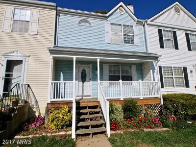 Stafford Townhouse For Sale: 303 Westminster Lane