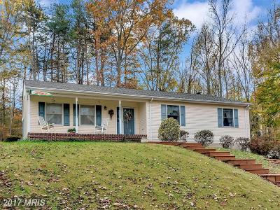 Single Family Home For Sale: 1312 White Oak Road