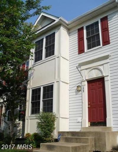 Stafford Townhouse For Sale: 205 Healy Court