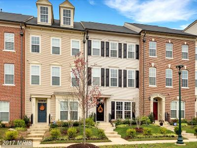 Stafford Townhouse For Sale: 107 Almond Drive