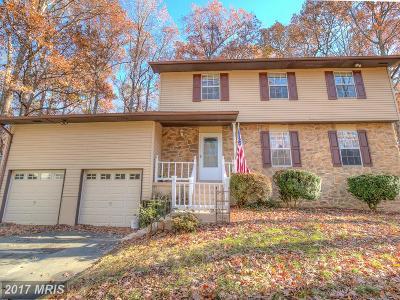 Stafford VA Single Family Home For Sale: $320,000
