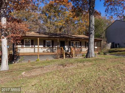 Aquia Harbour Single Family Home For Sale: 3012 Lusitania Drive