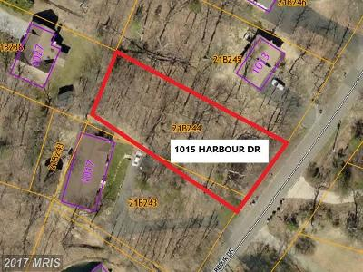 Aquia Harbour Residential Lots & Land For Sale: 1015 Harbour Drive
