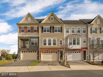 Stafford Townhouse For Sale: 106 Hunting Creek Lane