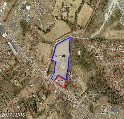 Stafford Residential Lots & Land For Sale: 990 Garrisonville Road