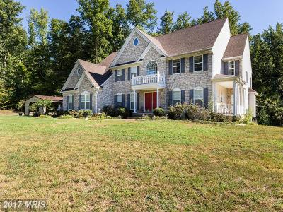 Fredericksburg VA Single Family Home For Sale: $719,900