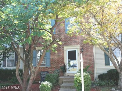 Stafford Townhouse For Sale: 207 Stafford Mews Lane