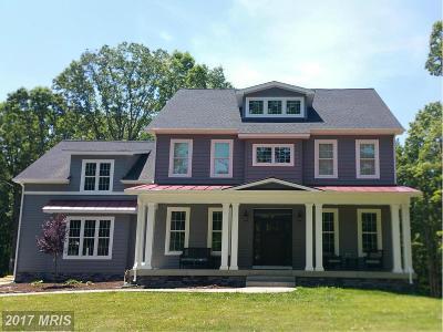 Fredericksburg Single Family Home For Sale: 2 Ida Grove Circle