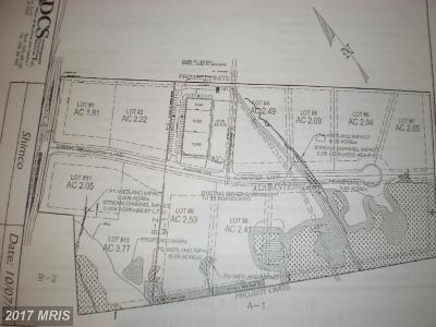 Stafford Residential Lots & Land For Sale: 1180 Davis Jefferson Highway