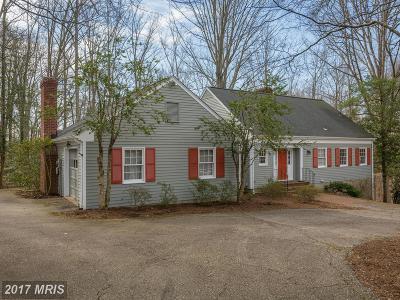 Fredericksburg Single Family Home For Sale: 105 Lake Shore Drive