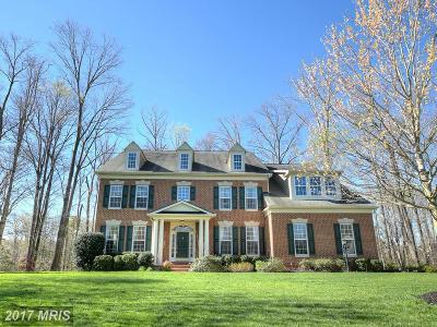 Fredericksburg Single Family Home For Sale: 154 Sanford Ferry Court