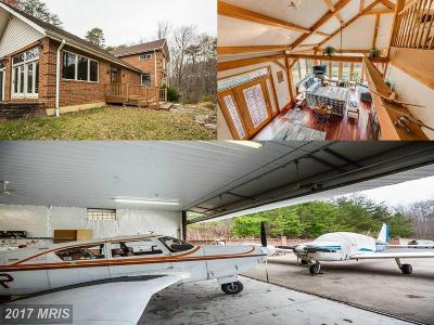 Fredericksburg Single Family Home For Sale: 55 Piper Place