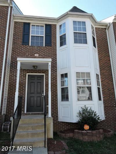 Fredericksburg Rental For Rent: 45 Townes Place