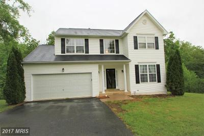 Stafford Single Family Home For Sale: 56 Woodleigh Lane