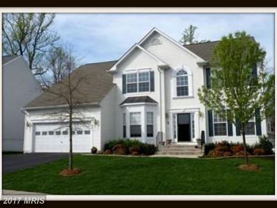 Stafford Single Family Home For Sale: 59 Saint Adams Drive