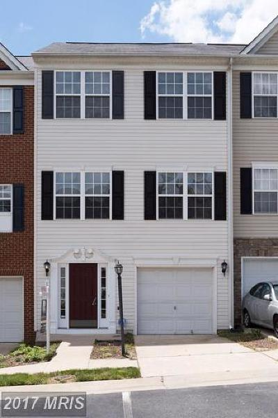 Stafford VA Townhouse Under Contract: $269,900