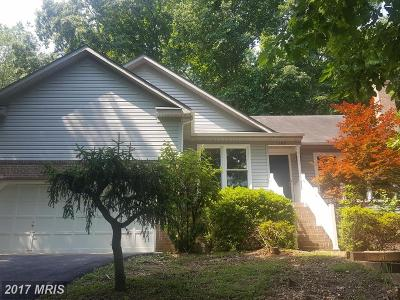 Stafford Single Family Home For Sale: 102 Columbus Cove