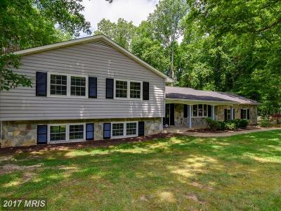 Fredericksburg Single Family Home For Sale: 144 Richard's Ferry Road