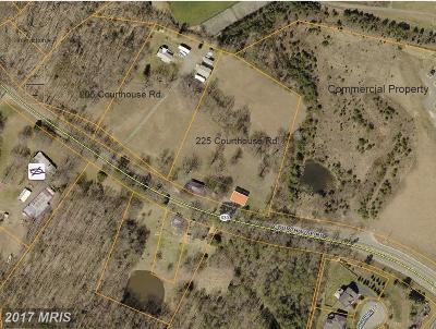 Stafford Residential Lots & Land For Sale: 205 Courthouse Road
