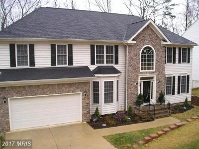 Stafford Single Family Home For Sale: 208 Midshipman Circle