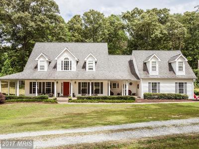 Fredericksburg Single Family Home For Sale: 11 Fallen Leaves Lane